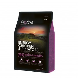 Profine Energy Chicken  Potatoes