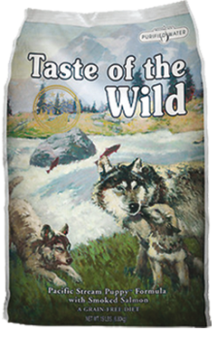 Taste of Wild Pacific Puppies