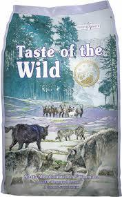 Taste of Wild Sierra Mountain