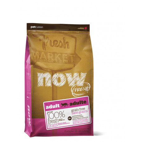 Now Fresh Grain Free Adulto Gato