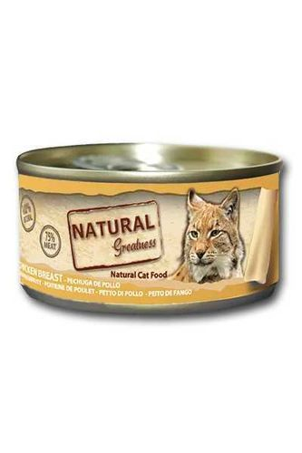 Natural Greatness Cat Classic lata 6 ud. 70 gr.